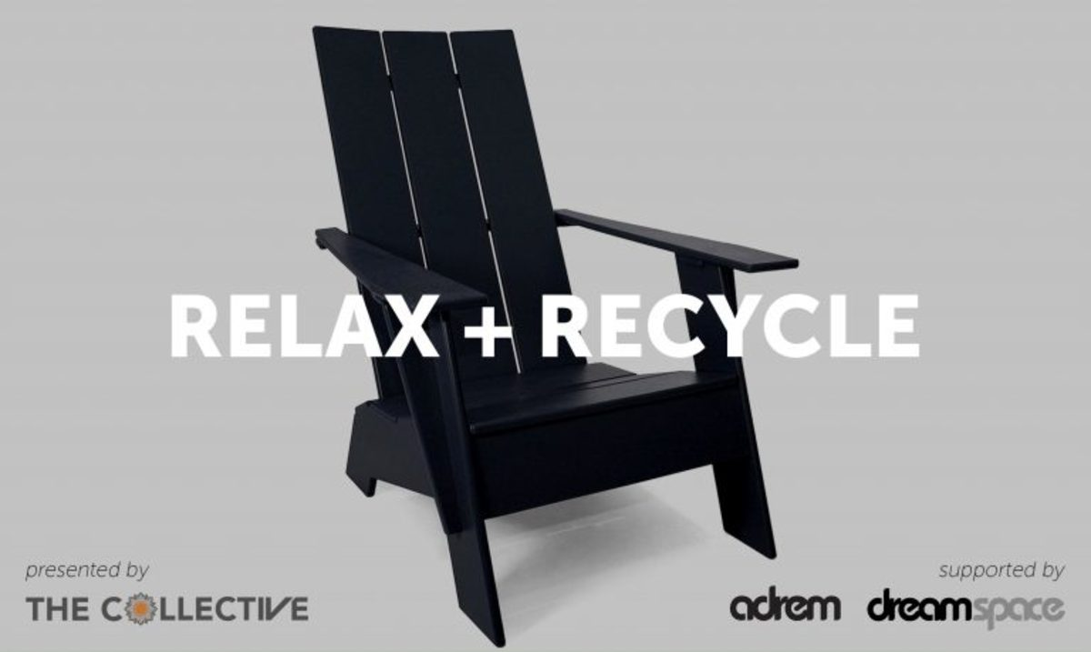 Cdw Pop Up Relax Recycle Adrem
