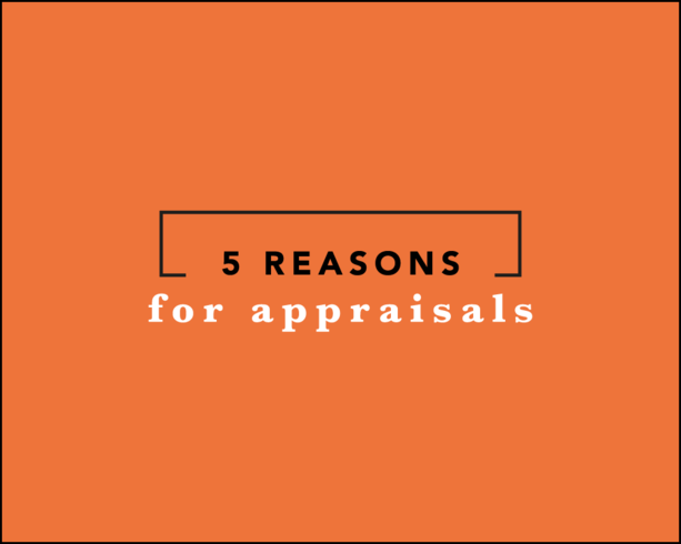 5 Reasons For Appraisal