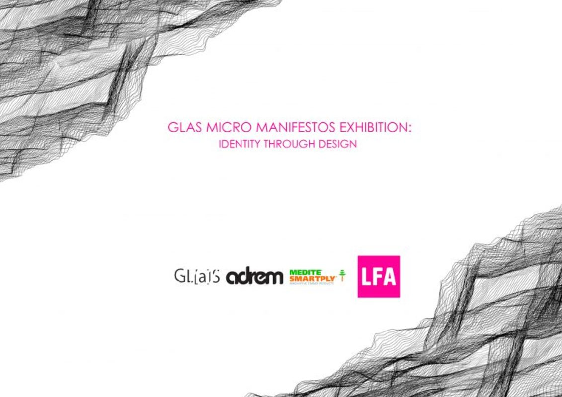Lfa 2018 Micro Manifestos Identity Through Design Adrem